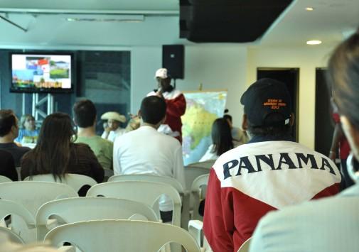 Ritmo tropical do Panamá