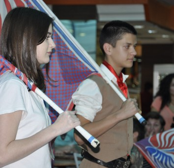 Entre bandeiras, bombachas e experimentações