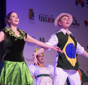 Galeria de imagens – Abertura do XII Festival Internacional de Folclore