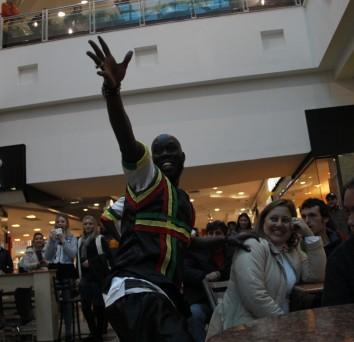 De Dakar para Passo Fundo