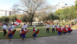 Dança, tradição e conhecimento
